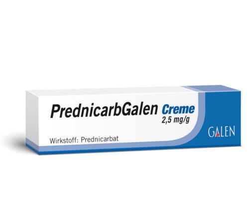 PrednicarbGalen® Creme